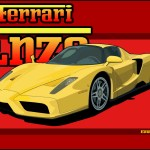 Ferrari Enzo Vector Final By Mister Twoster On Deviantart