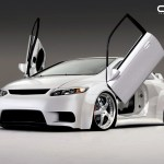 Honda Civic Si By Odyar On Deviantart