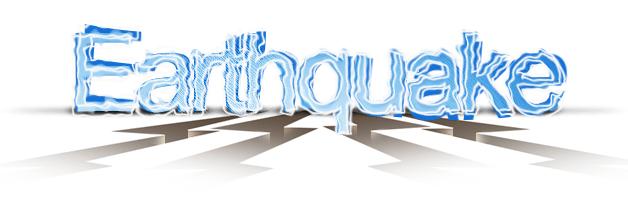 EarthQuake - logo + PSD by AMode on DeviantArt