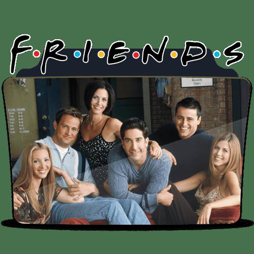 friends tv series f