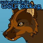 wolf maker by wyndbain