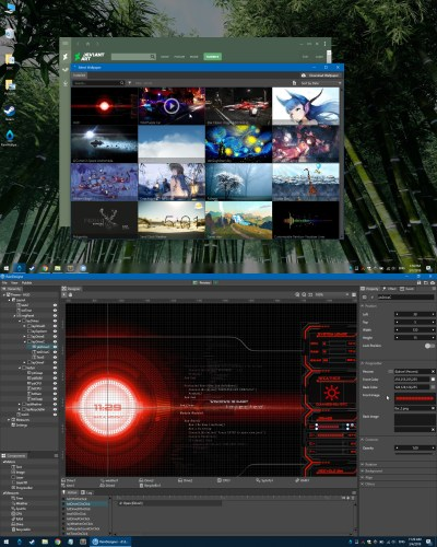 RainWallpaper - Live Wallpaper Engine 2.7.1 by RainySoft ...