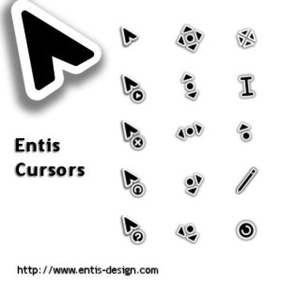 Gamers Discussion Hub entis_cursors_by_zhorak_dyou1l-fullview Top 35 Best Custom Cursor Windows 10 (2021)