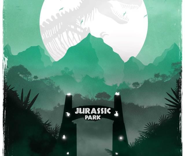 Jurassic Park Poster By Bryanosaurus777 Jurassic Park Poster By Bryanosaurus777
