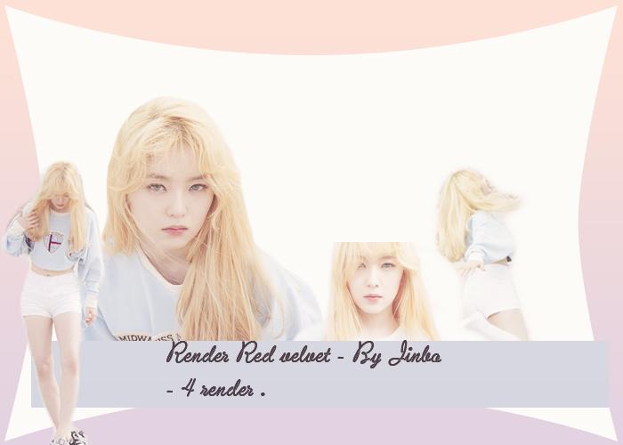 Render Irene Red Velvet Ice Cream Cake By Jinbo By Jinjiyeon On