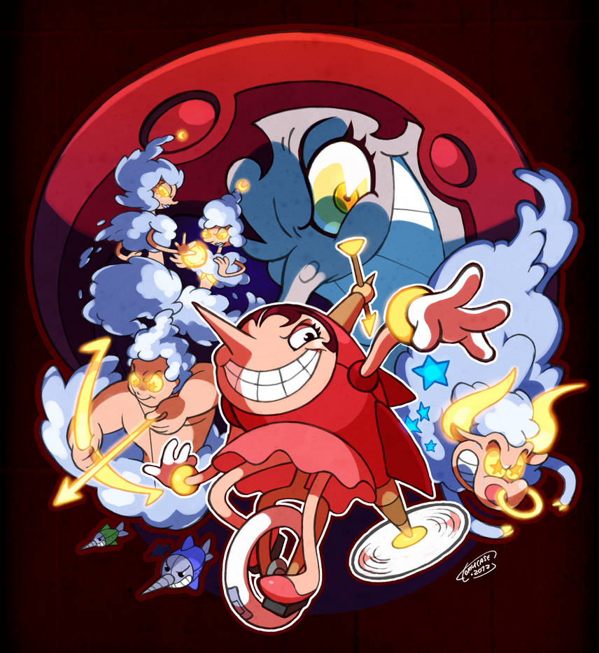 I Eat Kids Wallpaper Gravity Falls The Souls Contracts Hilda Berg Cuphead By Tomycase On