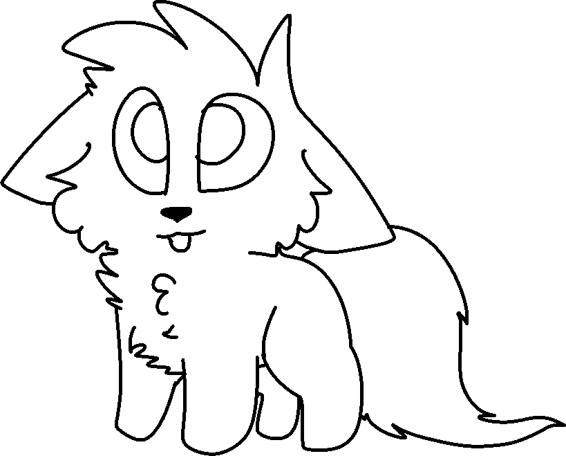 Cute Adoptables Cat Base