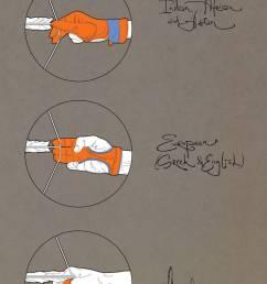 archers bows and arrows sheet 3 grip styles by eldarzakirov  [ 710 x 1126 Pixel ]