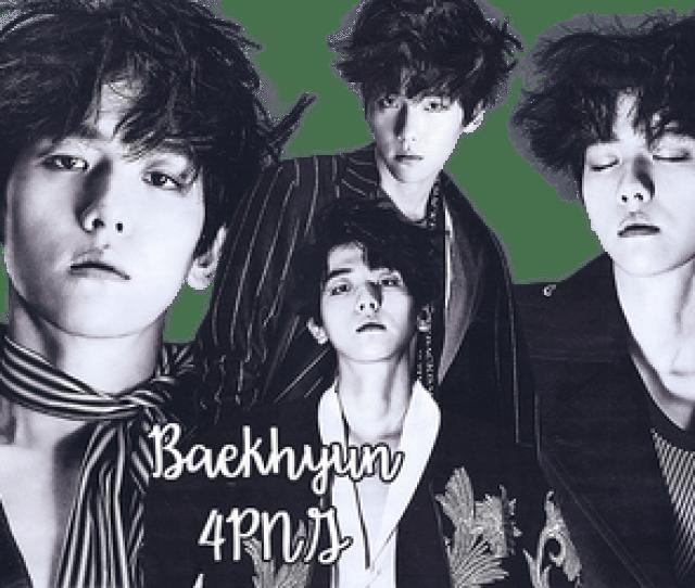 Fairyixing   Exo Baekhyun Png Pack W Korea Exoclusive By Kamjong Kai