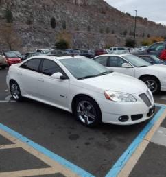 2008 pontiac g6 gxp sedan by liebelivedeville  [ 1024 x 768 Pixel ]