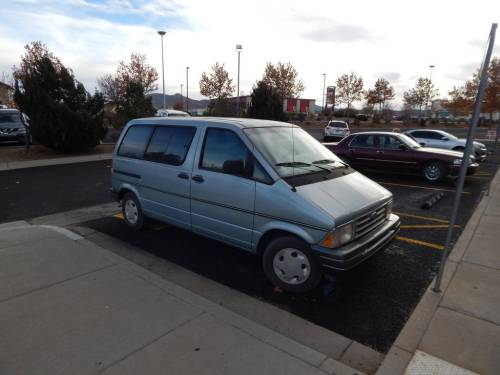 small resolution of 1995 ford aerostar xlt by liebelivedeville