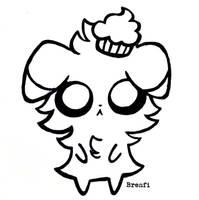 Chubby Unicorn by Brenfi on DeviantArt