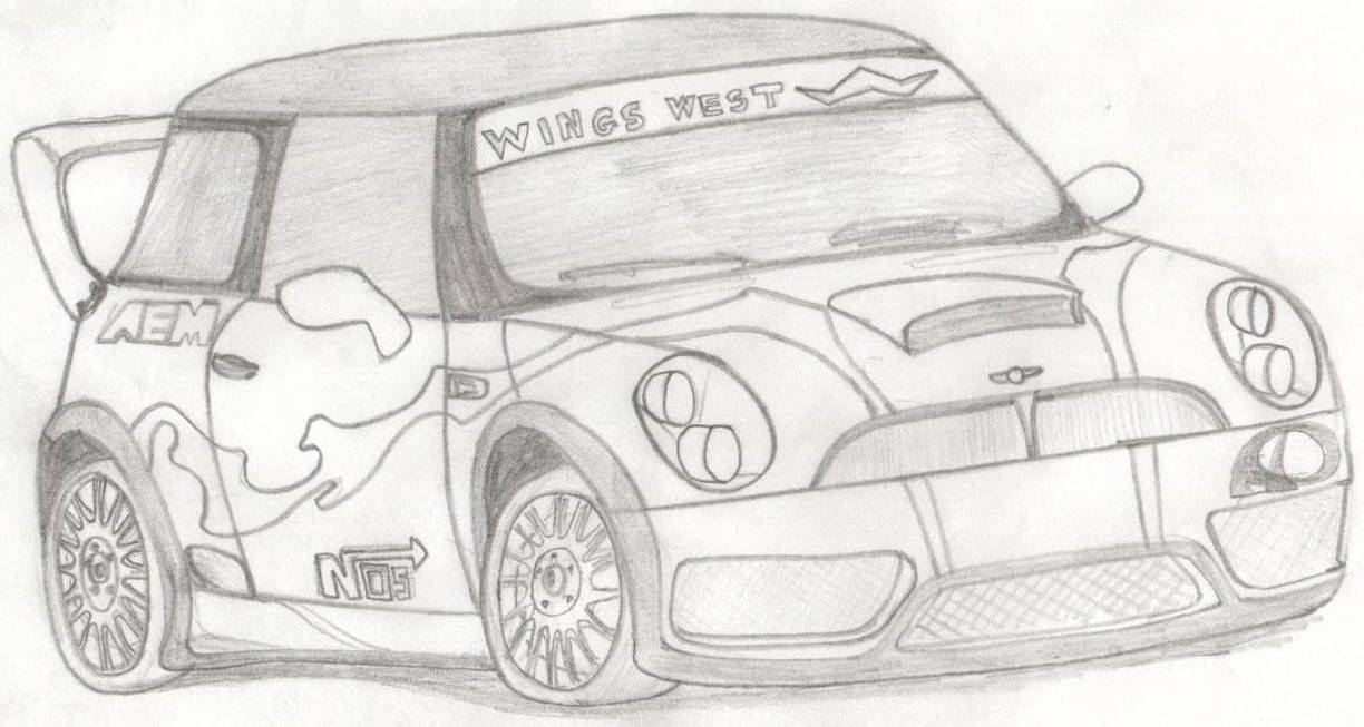 hight resolution of austin mini cooper by hypothraxer
