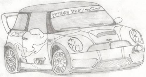 small resolution of austin mini cooper by hypothraxer