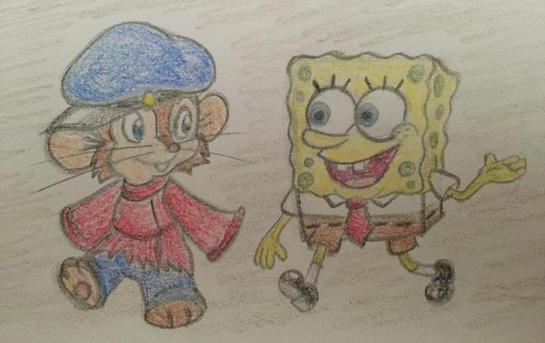 Spongebob Pinkduskstone Deviantart