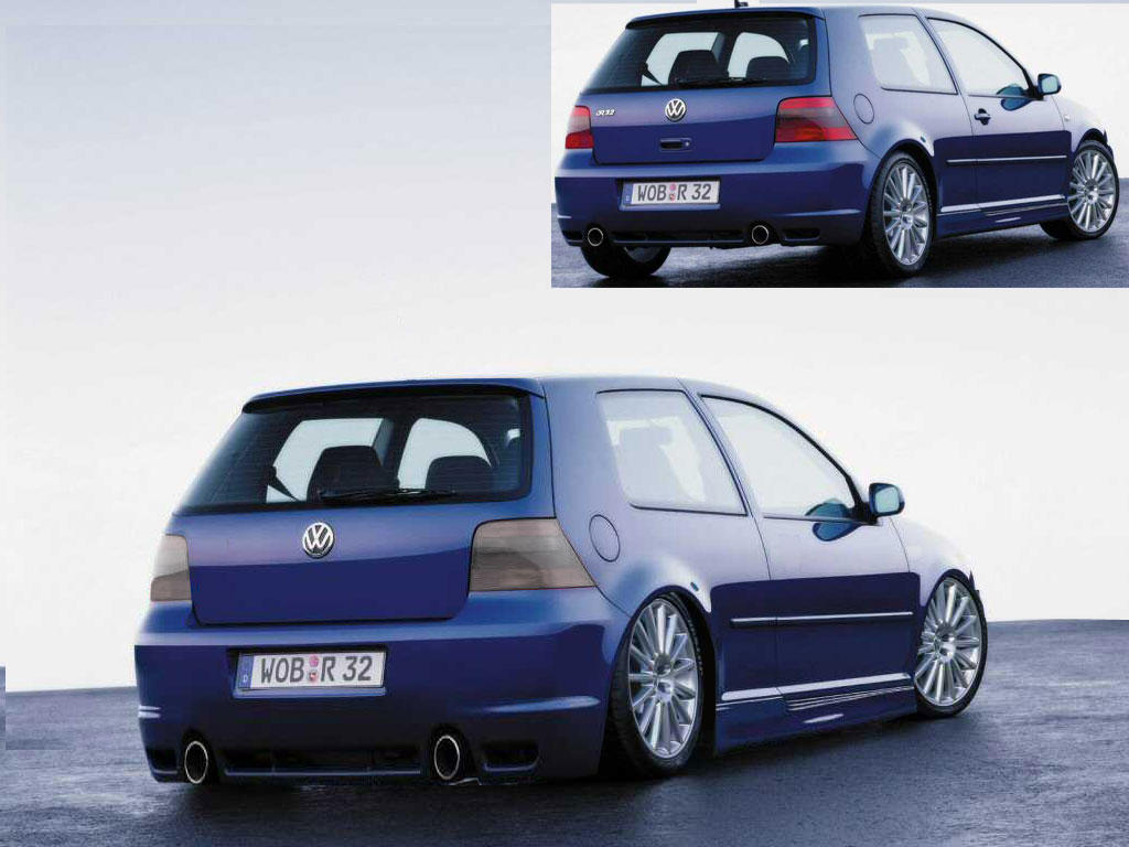 hight resolution of golf tuning by caiomix
