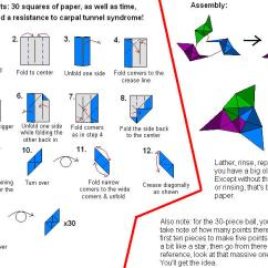 Cool Modular Origami Diagram Wiring Of A House Instructions By Alorathedragon On Deviantart