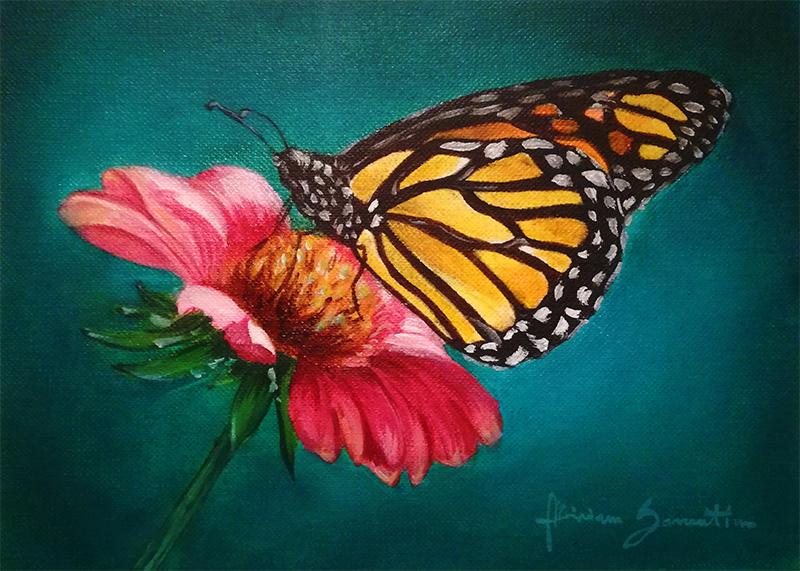 Oil Painting By Niruh On DeviantArt