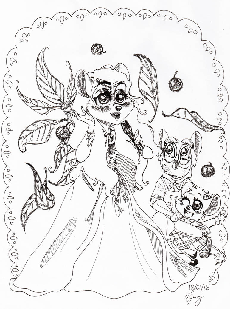FINISHED GIFT-SKETCHES ! by Hey-Hopper on DeviantArt
