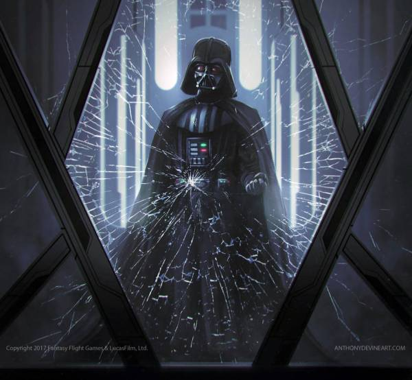 Star Wars - Darth Vader Anthonydevine Deviantart