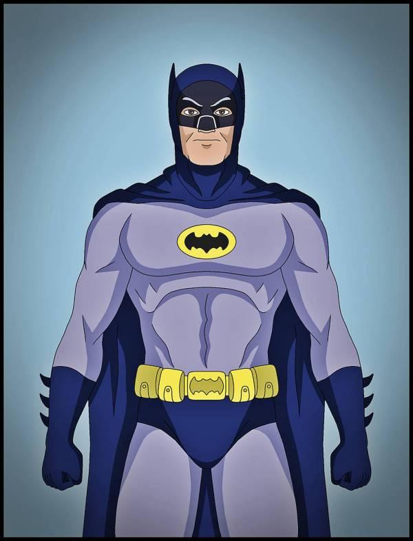 66 Adam West Batman