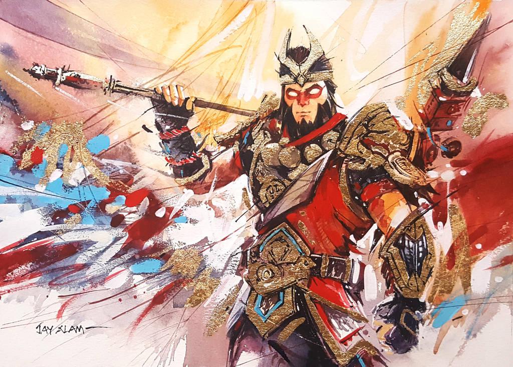 Fortnite Wukong Wallpaper