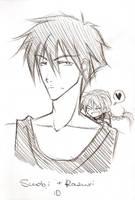 He's MINE:Duo:paperDoll x3 by Suobi-chan on DeviantArt