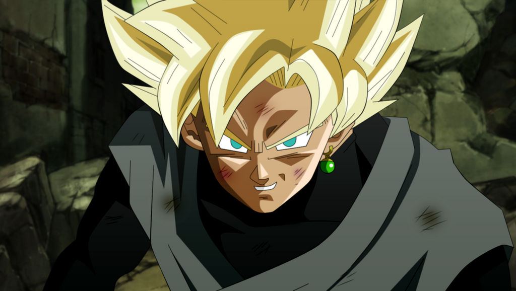 Good Anime Wallpaper Goku Black Super Saiyan By Everlastingdarkness5 On
