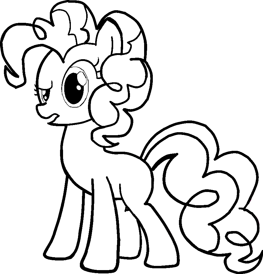First Pony drawing by Goodrita on DeviantArt