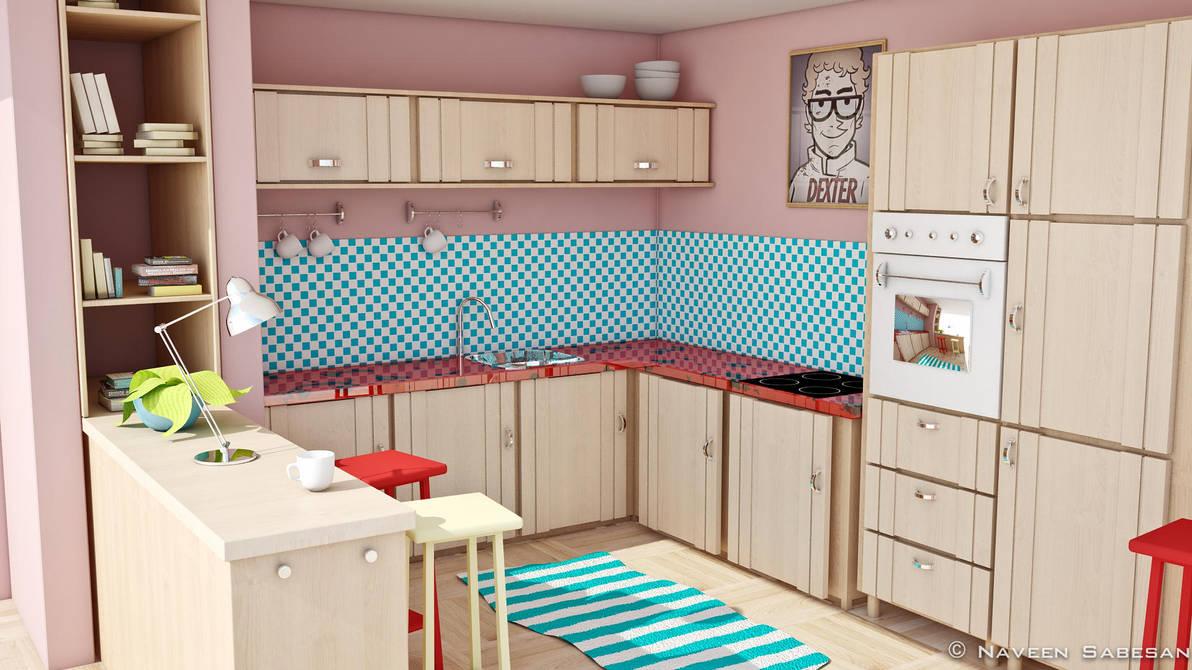 dexter kitchen long islands s by naveensabesan on deviantart