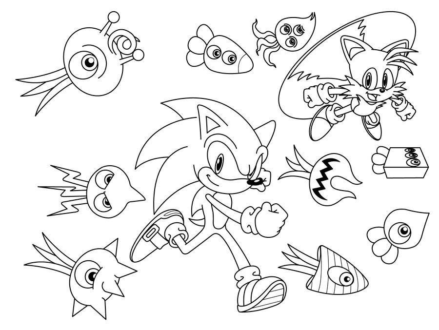 Sonic Colors Uncolored by sonictopfan on DeviantArt