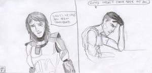 Early Drawings- Obi-Wan storyboard by nimbus2224 on DeviantArt