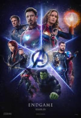 Hasil gambar untuk avengers endgame 2019 poster