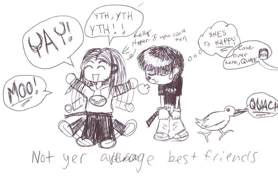 Not your average Best Friend by KenshinGumi559 on DeviantArt