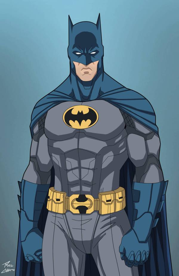 Batman -27 Edit 01 Phil-cho Deviantart