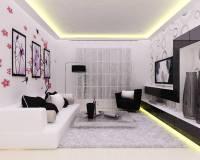 Comfy Small Living Room by ForevaloneJackk on DeviantArt