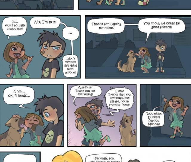 Total Drama Kids Comic Pag 30 By Kikaigaku