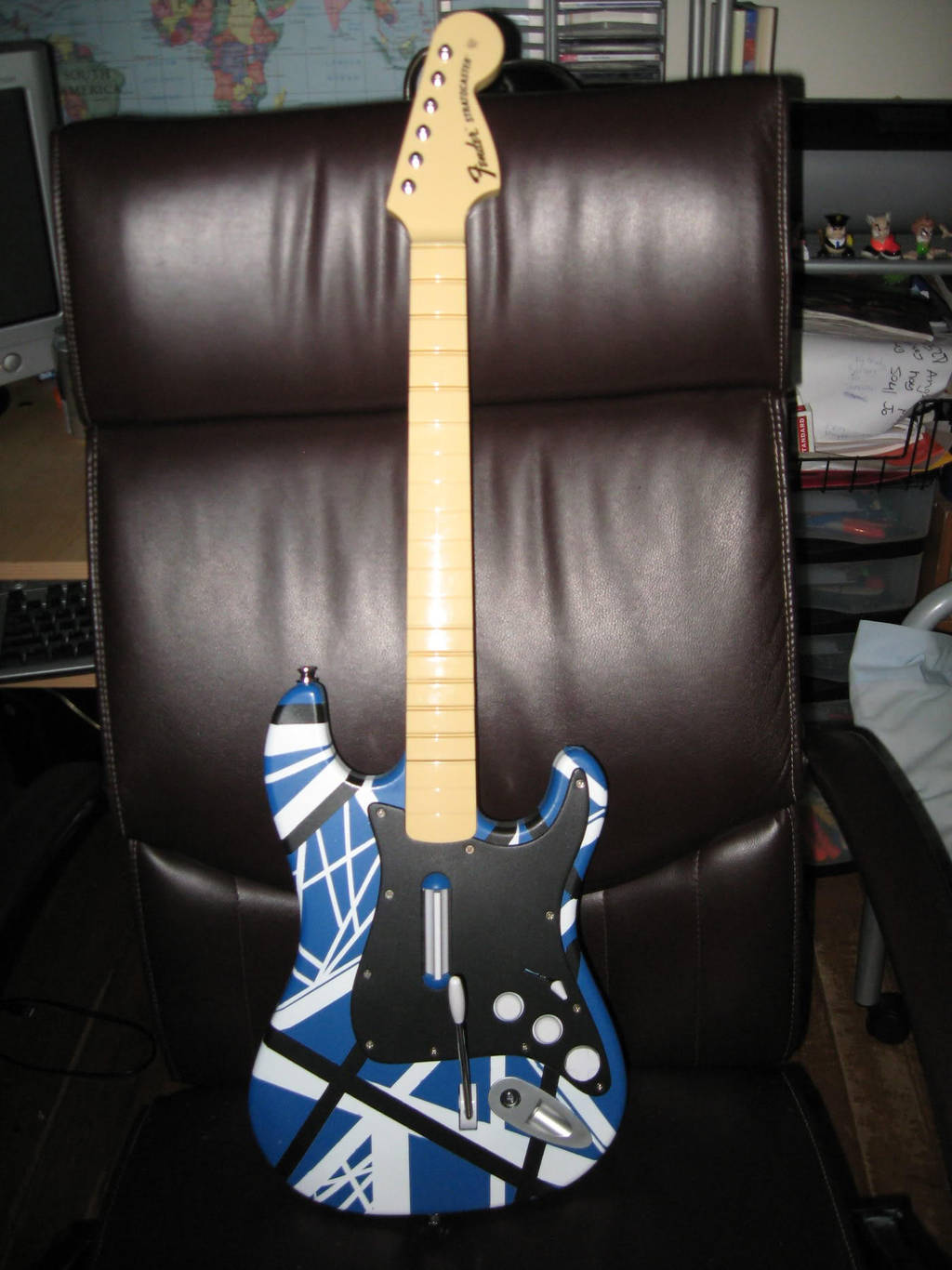 hight resolution of custom rock band guitar by brendant01 on deviantart