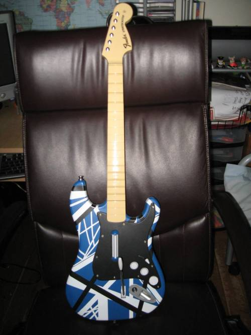small resolution of custom rock band guitar by brendant01 on deviantart