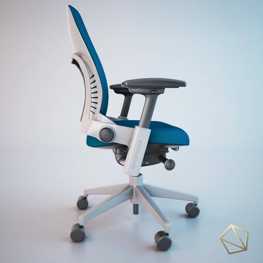 office chair 3d model hanging for bedroom diy by duytoanvu on deviantart