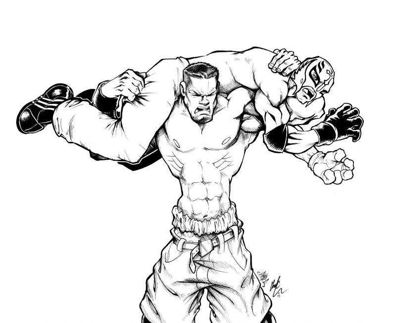 John Cena by Chadwick-J-Coleman on DeviantArt