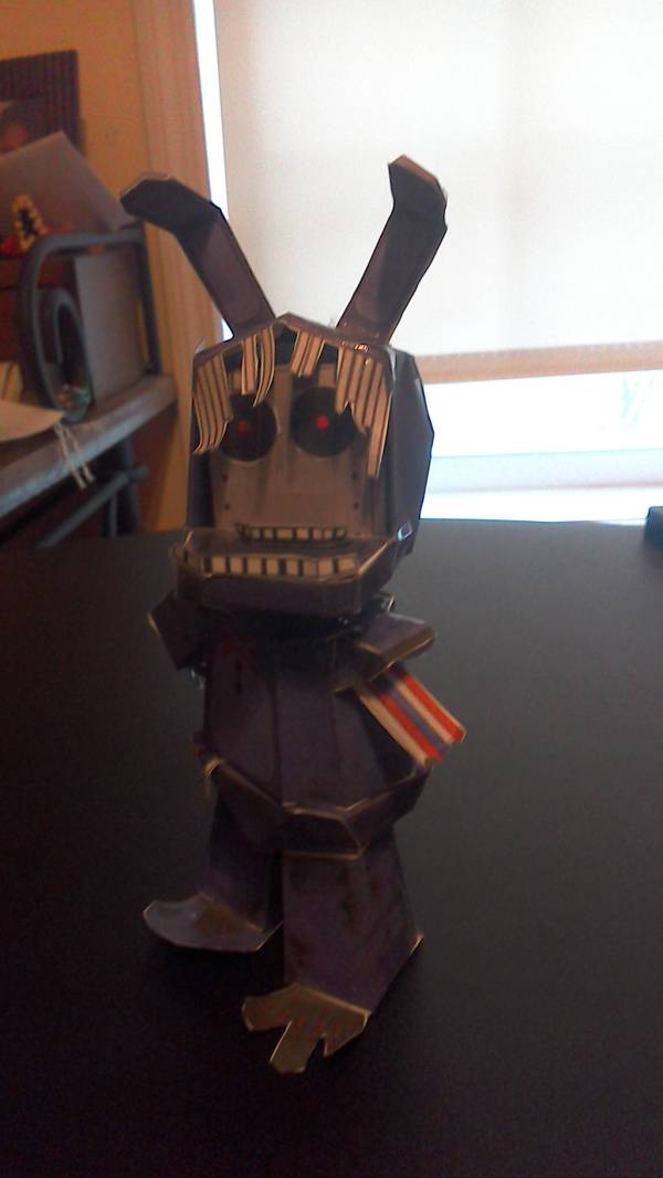 20+ Papercraft Molten Bonnie Pictures and Ideas on Meta Networks