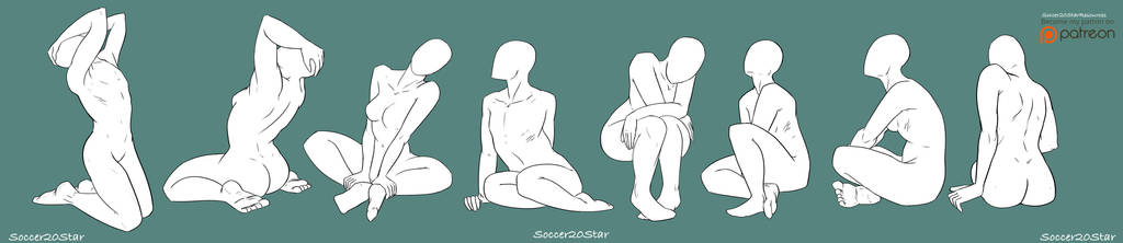 sitting pose reference base f2u male fullbody deviantart body female bases explore standing dan 1808 1312