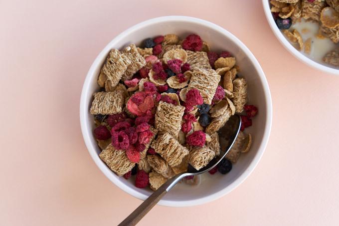 A Big Crunchy Better Breakfast Cereal  101 Cookbooks