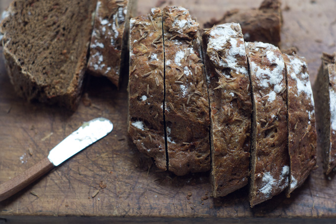 Black Bread Recipe 101 Cookbooks