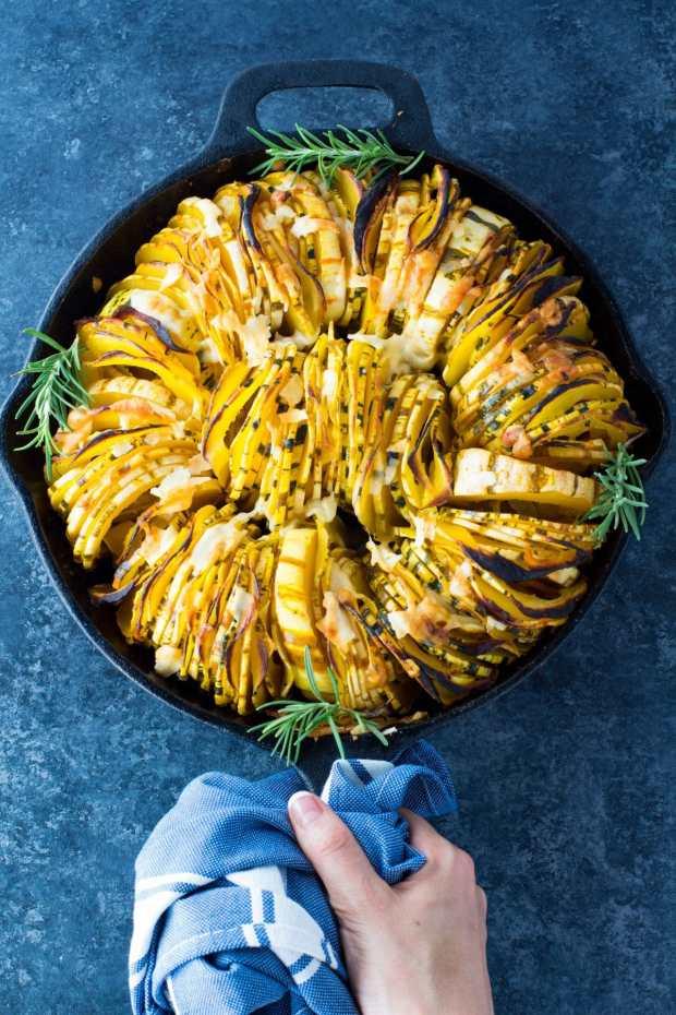 17 Delicata Squash Recipes to Get you Through Winter