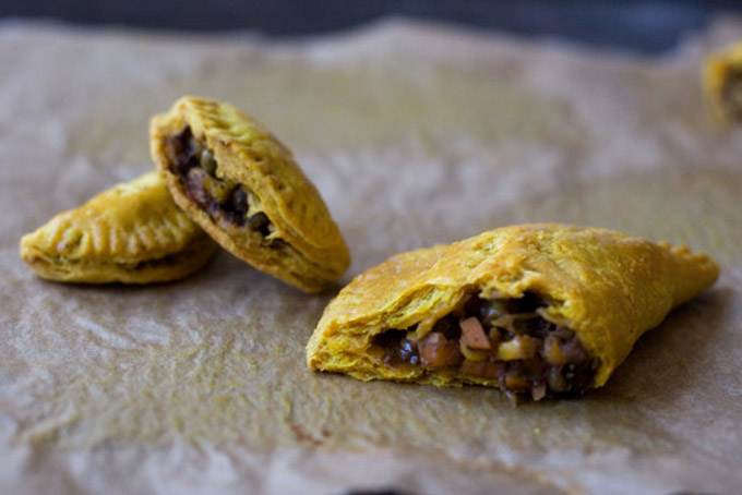 Jamaican Veggie Patties Recipe  101 Cookbooks