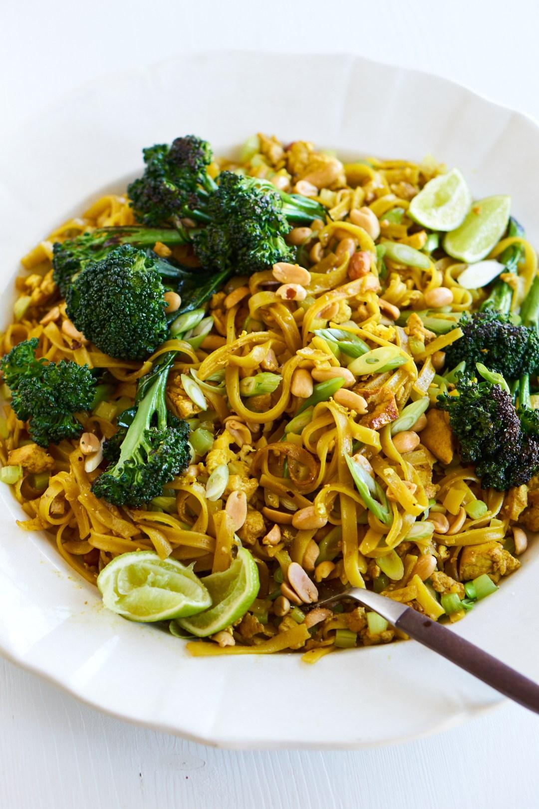 Sunshine Pad Thai (Vegetariano)