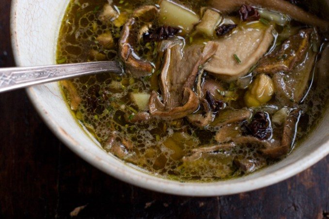 Porcini Mushroom Soup Recipe - 101 Cookbooks