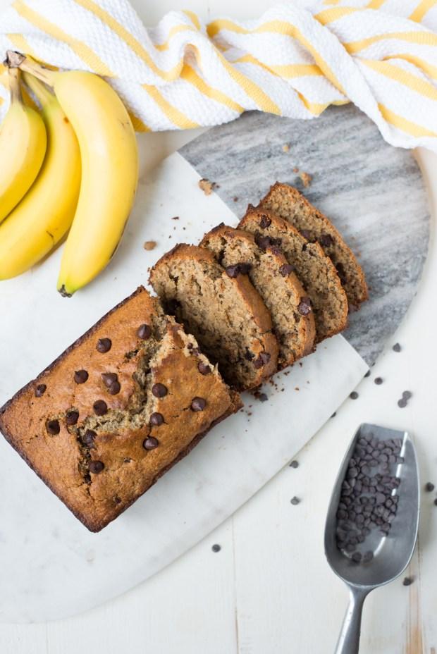 Nine Healthier One-bowl Baking Recipes